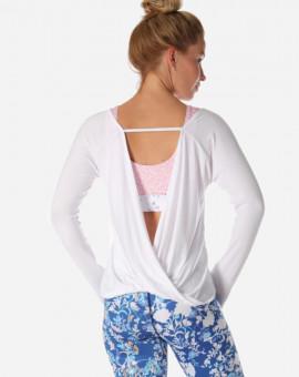 Pohodlné tričko na jógu...