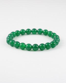 Zelený achát, šperk z...