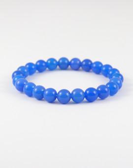 Modrý achát, meditační...