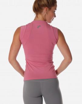 Tričko na jógu Ladli Pink