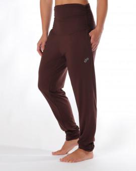 Pohodlné kalhoty na jógu...
