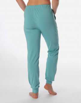 Volné kalhoty na jógu...