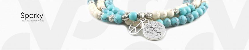 Jóga šperky z minerálů | Yogainstyle.cz